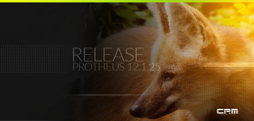 lobo-guará e o release 12.1.25