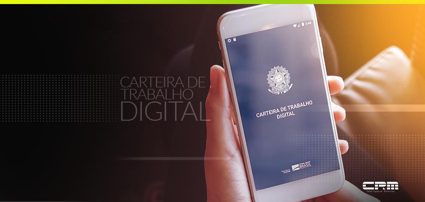 carteira de trabalho digital