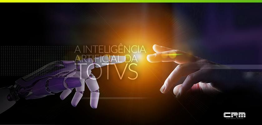 Inteligência Artificial Carol da TOTVS