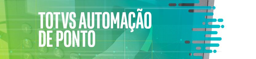TOTVS Automação de Ponto no release 12.1.27