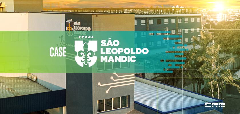 fachada São Leopoldo Mandic