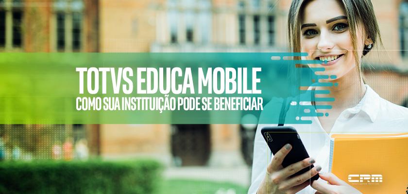 totvs educa mobile