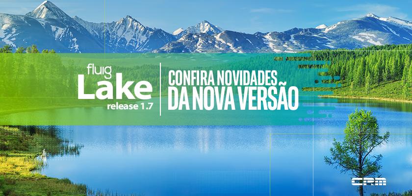 versão fluig lake 1.7