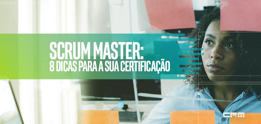 certificação scrum master