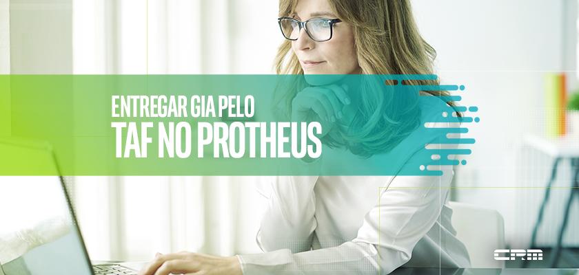 GIA pelo TAF no Protheus