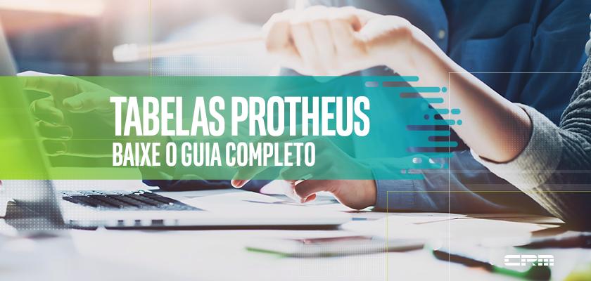 tabelas protheus