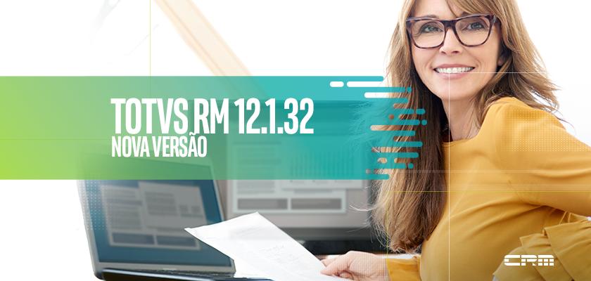 TOTVS RM 12.1.32