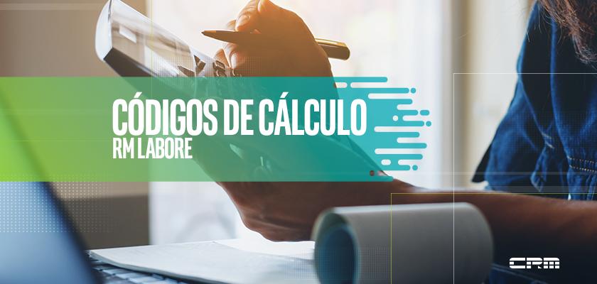 Código de cálculo RM Labore