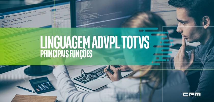 Principais funções ADVPL TOTVS