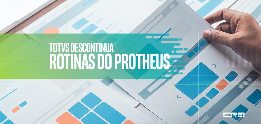 rotinas do protheus