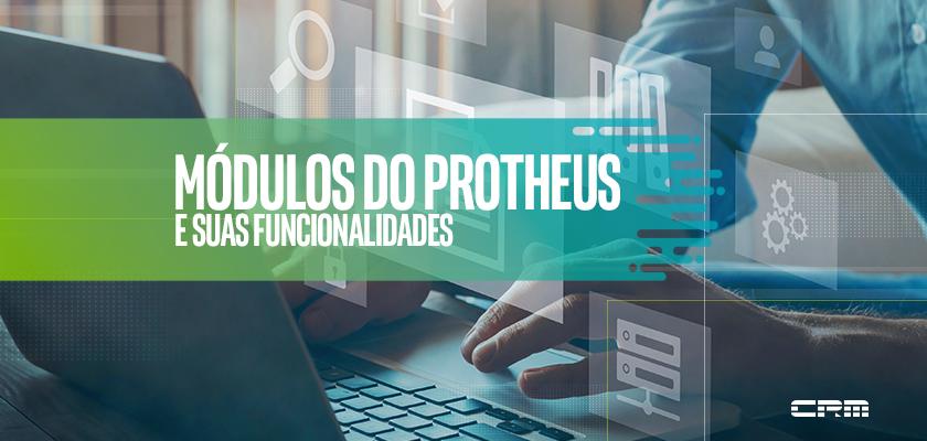 módulos do Protheus